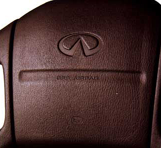 2017 Infiniti QX60 Air Bag Anti-Theft Bolt