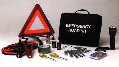 2010 Infiniti G37 Coupe Roadside Emergency Kit 999M1-AT000