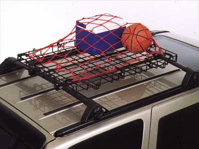 2002 Infiniti QX4 Safari Luggage Basket (Roof)