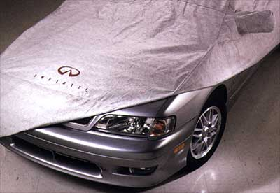 2002 Infiniti QX4 CAR COVER