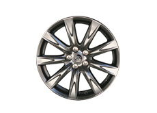 2010 Infiniti G37 Coupe 18 Inch Alloy Wheel