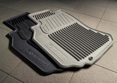 2012 Infiniti G37 Coupe All Season Rubber Floor Mats
