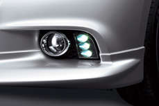 2013 Infiniti G37 Sedan Daytime Running Lights - Sport
