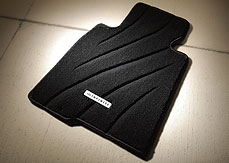 2010 Infiniti G37 Coupe Premium Carpeted Floor Mats