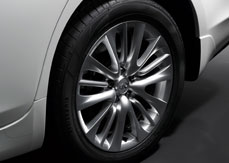 2013 Infiniti M35h Aluminum Alloy Wheels - 18 inch - Split 5 Spoke