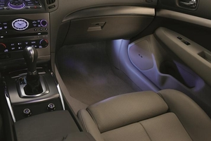 2015 Infiniti Q70 Interior Accent Lighting