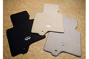 2013 Infiniti M37-56 Carpeted Floor Mats