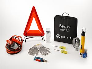 2017 Infiniti Q60 Coupe Emergency Road Kit 999A3-YZ000