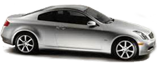 Infiniti G35 Sport Coupe Genuine Infiniti Parts and Infiniti Accessories Online