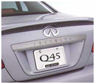 Genuine Infiniti Rear Spoiler